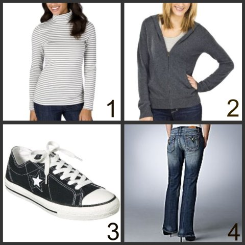 Outfits under $100: cute looks