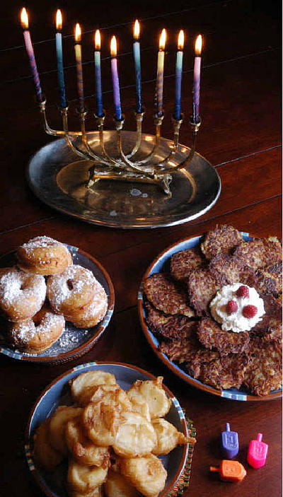 Hanukkah Celebration in West Bloomfield | Detroit Mommies