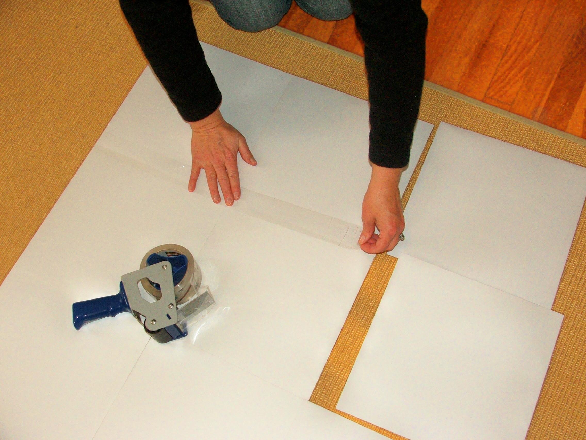 How to make homemade wallpaper for Homemade wallpaper