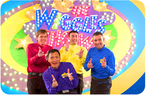 Wiggles Videos The Wiggles are Coming...