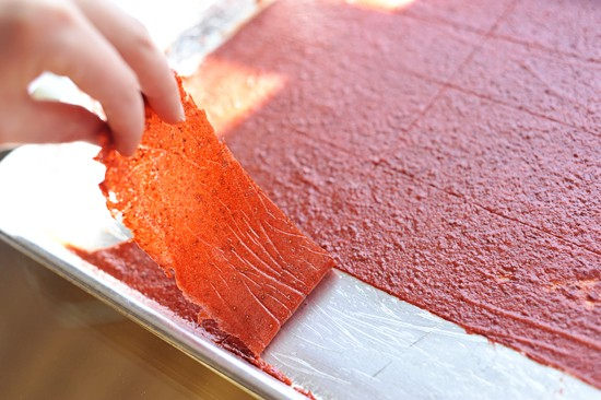 Make your own fruit leather and then you know exactly what your kids ...