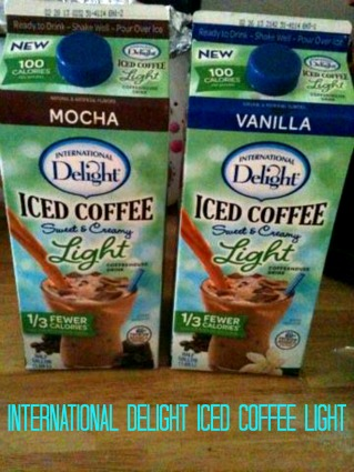 International Delight Iced Coffee Light