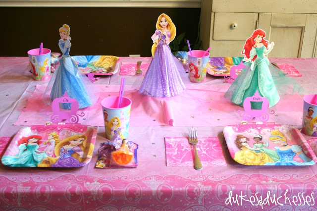 Disney Princess Party Ideas DetroitMommiescom DetroitMommies