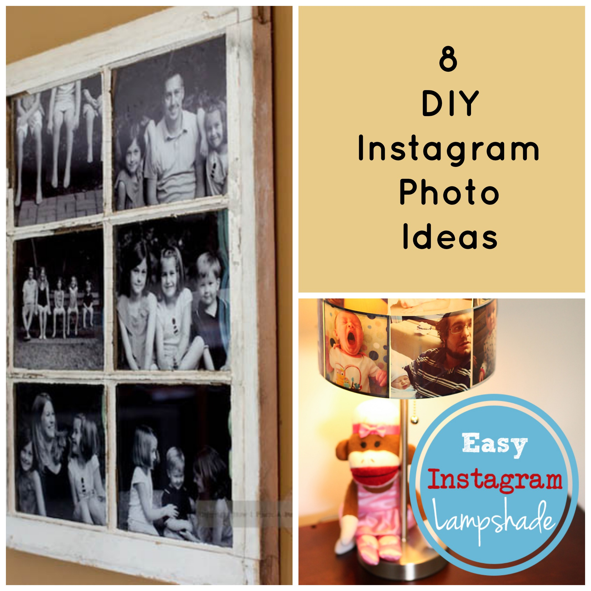 Picture Ideas: 8 DIY Ideas Using Walgreens Photo Mobile App