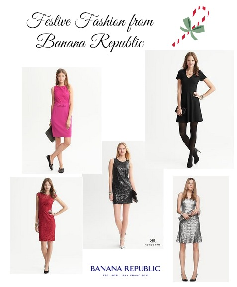 banana republic holiday