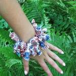 Fourth of July Candy Bracelet