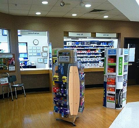 Walgreen-Pharmacist-Clinic #GiveAShot
