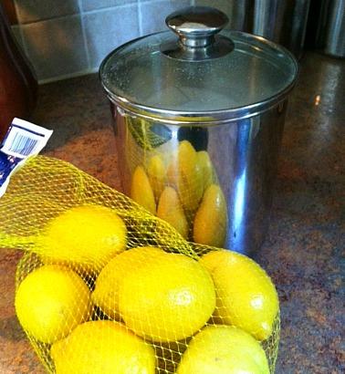 lemonade ingredients