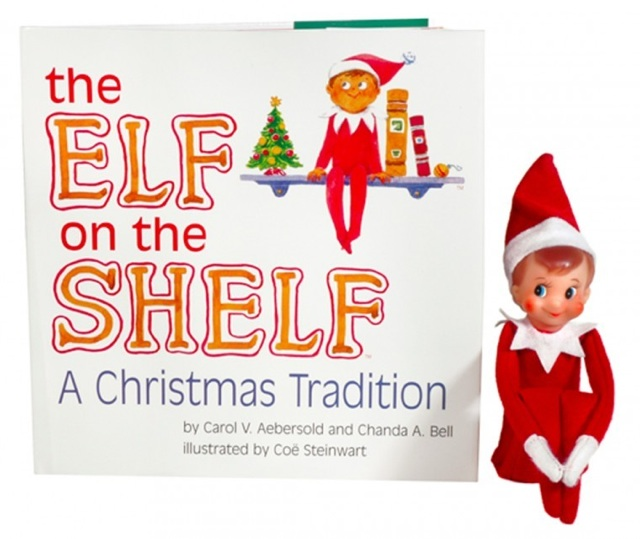 Elf on the shelf reading and book signing detroitmommies com