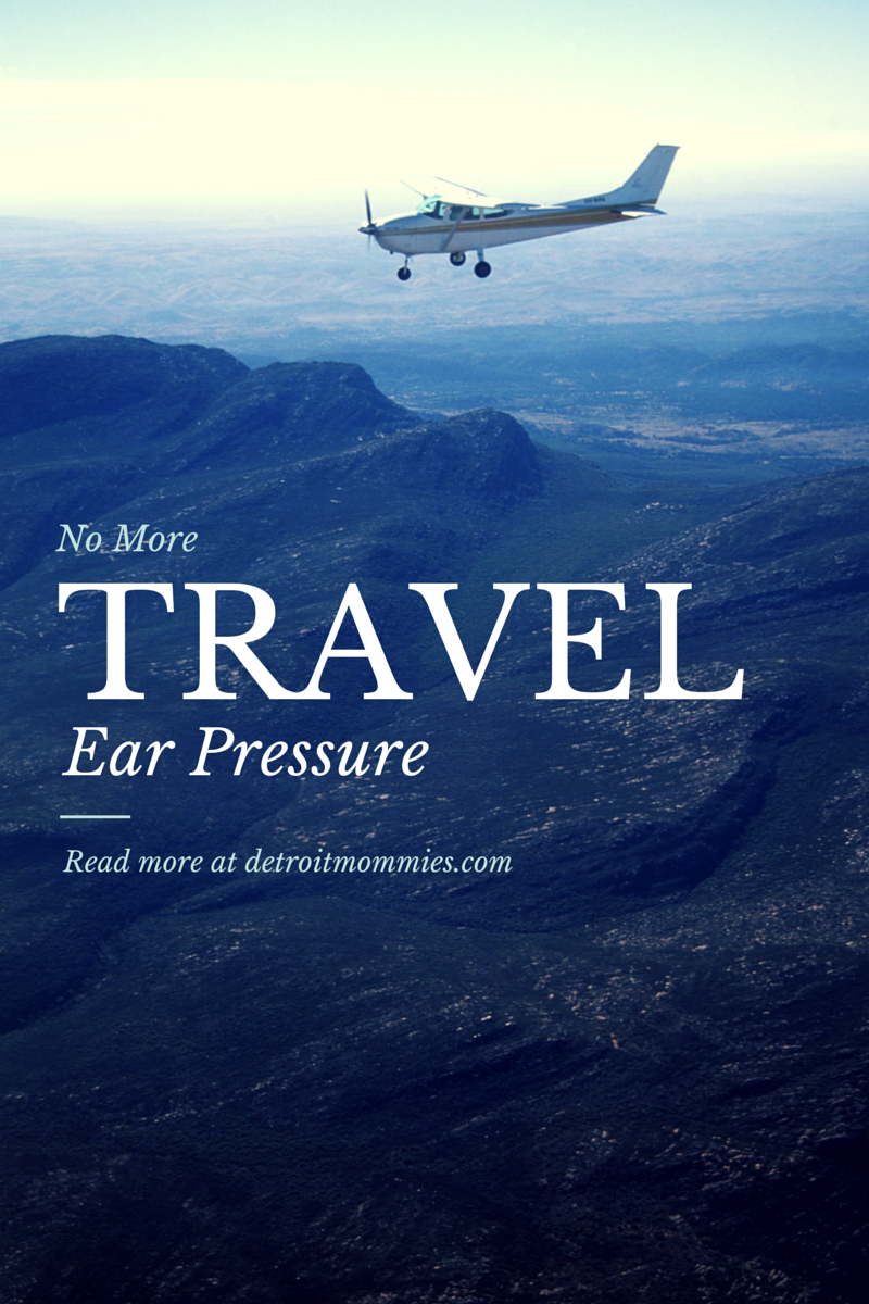 how to stop ear pain when flying