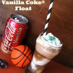 #FinalFourPack Double Vanilla Coke Float #Ad #Cbias