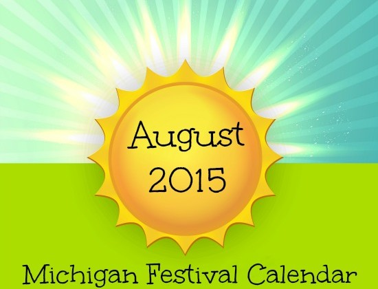 august michigan festivals