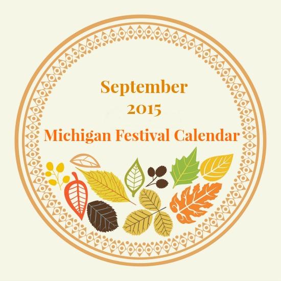 september michigan festivals