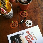 Fun and Easy Halloween BOO Kit