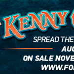 Kenny Chesney Tickets On SALE – FRIDAY November 20, 2015 ~ 10:00am!!!