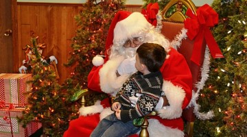 Santa Claus is coming to Milford during the Village's Christmas Open House!