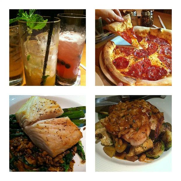 California Kitchen Pizza Menu: New Menu Options At California Pizza Kitchen