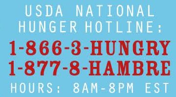 Hunger Hotline Enables Michiganders Food Help