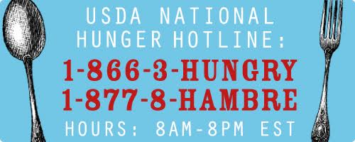 Michigan Hunger Hotline