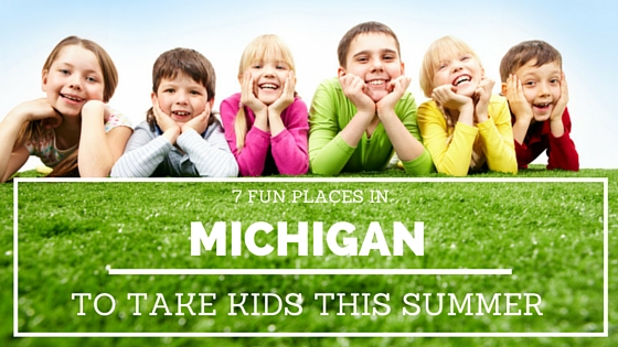 fun places in Michigan to visit with kids
