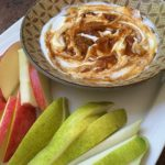 Party Perfect Pumpkin Swirl Dip