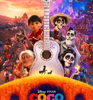 Disney Pixar's COCO Trailer & Poster Now Available #PixarCoco